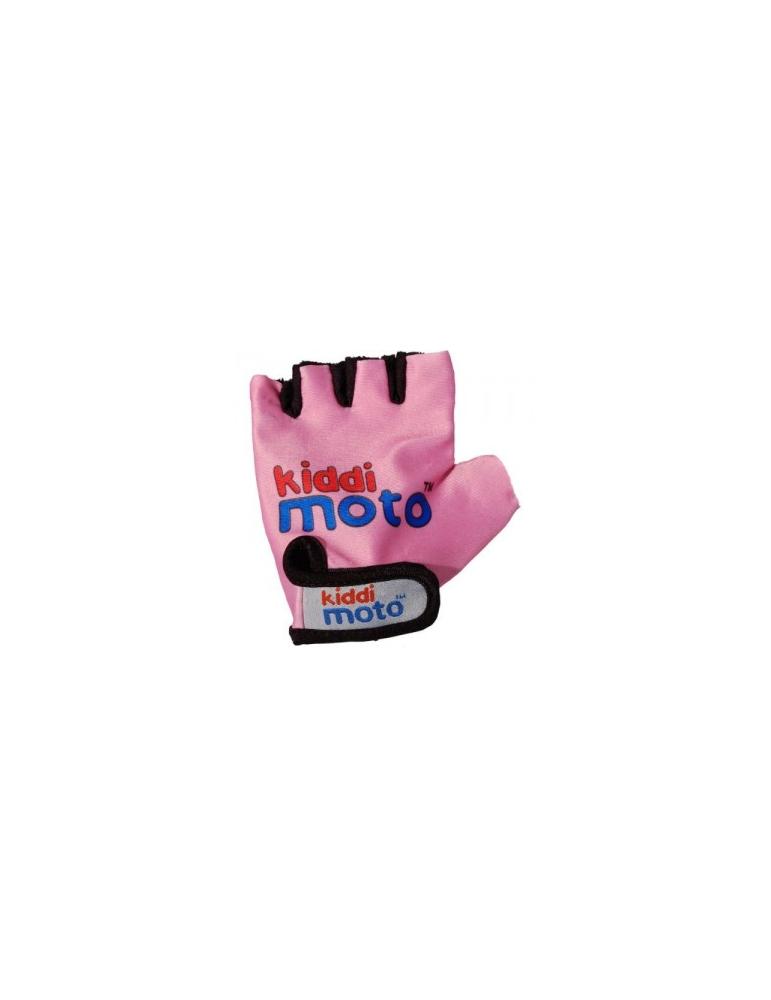 Gants Kiddimoto PINK / ROSE pour draisienne - Taille M (4 à 7 ans)