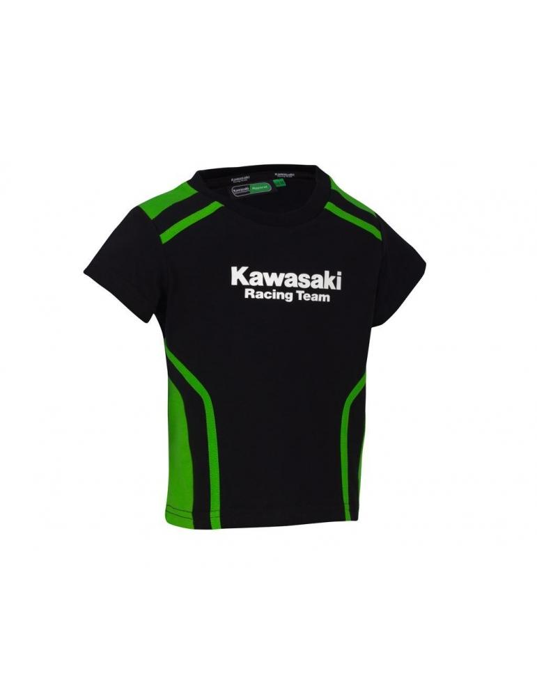 T-Shirt Enfant Moto Kawasaki