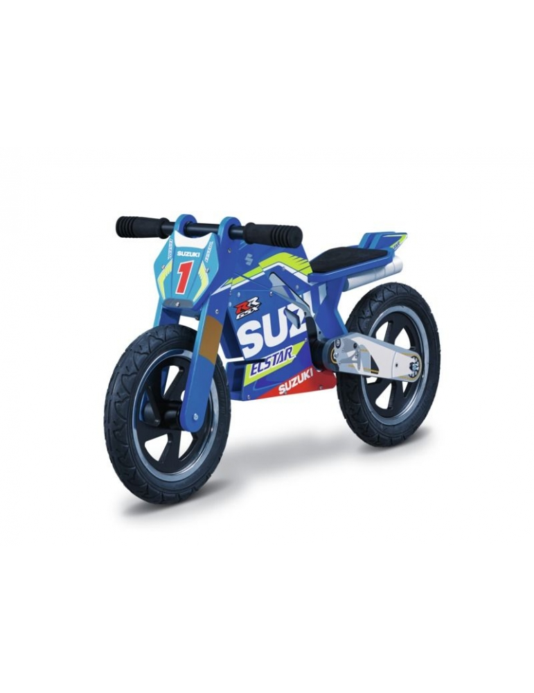 GSX-R version Moto GP EN BOIS SUZUKI