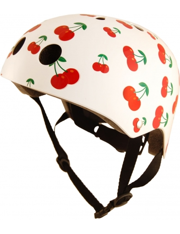 Casque pour Draisienne Kiddimoto Cherry vélo bmx skate