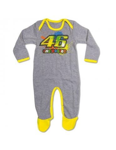 Pyjama Valentino Rossi gris