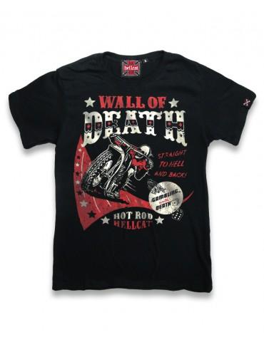 Tee-Shirt enfant Hotrod Hellcat Wall of Death