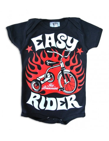 Body Six Bunnies Easy Rider avec Tricycle