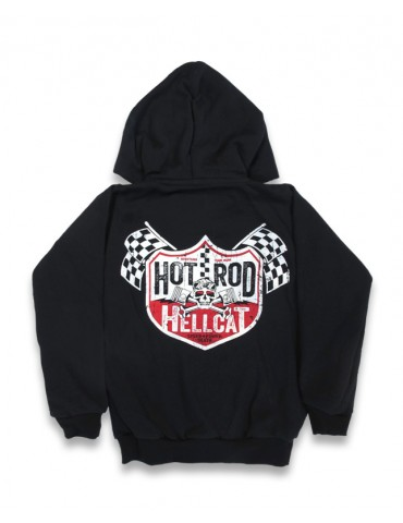 Sweat-Shirt Enfant Hotrod Hellcat Decal dos