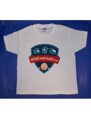Tee-Shirt bébé Motard