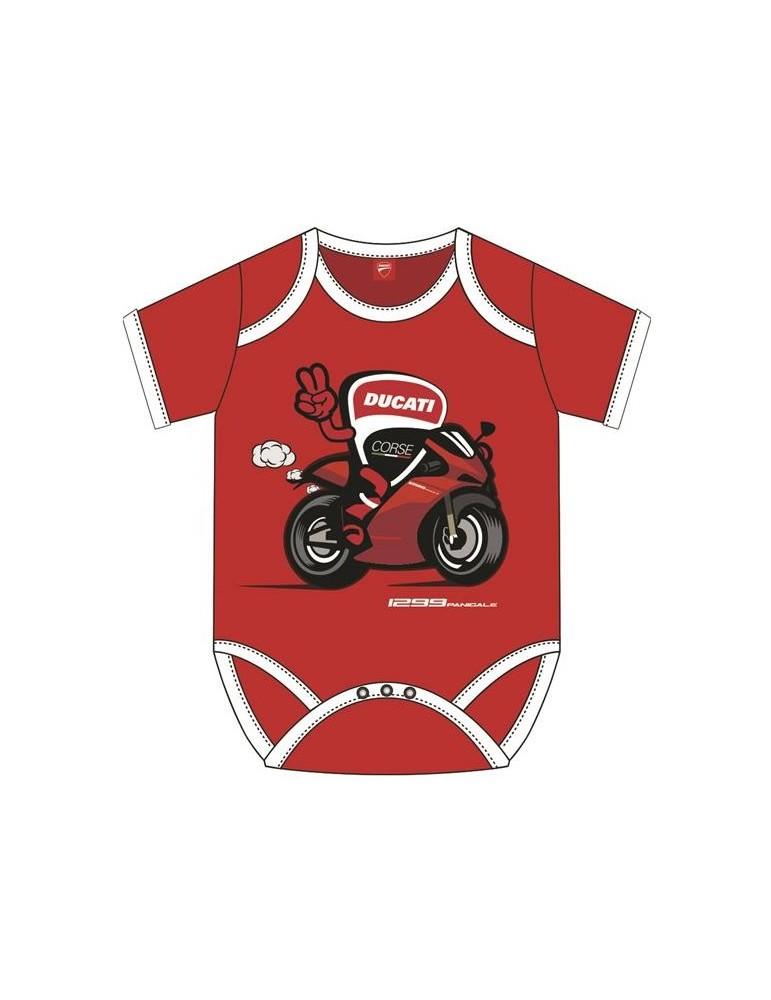 Body Mascotte Ducati Rouge