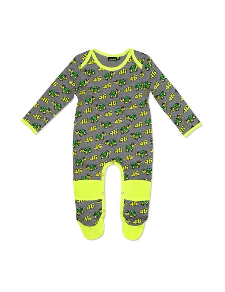 Pyjama Gris Tortue VR46 - Valentino ROSSI 2018