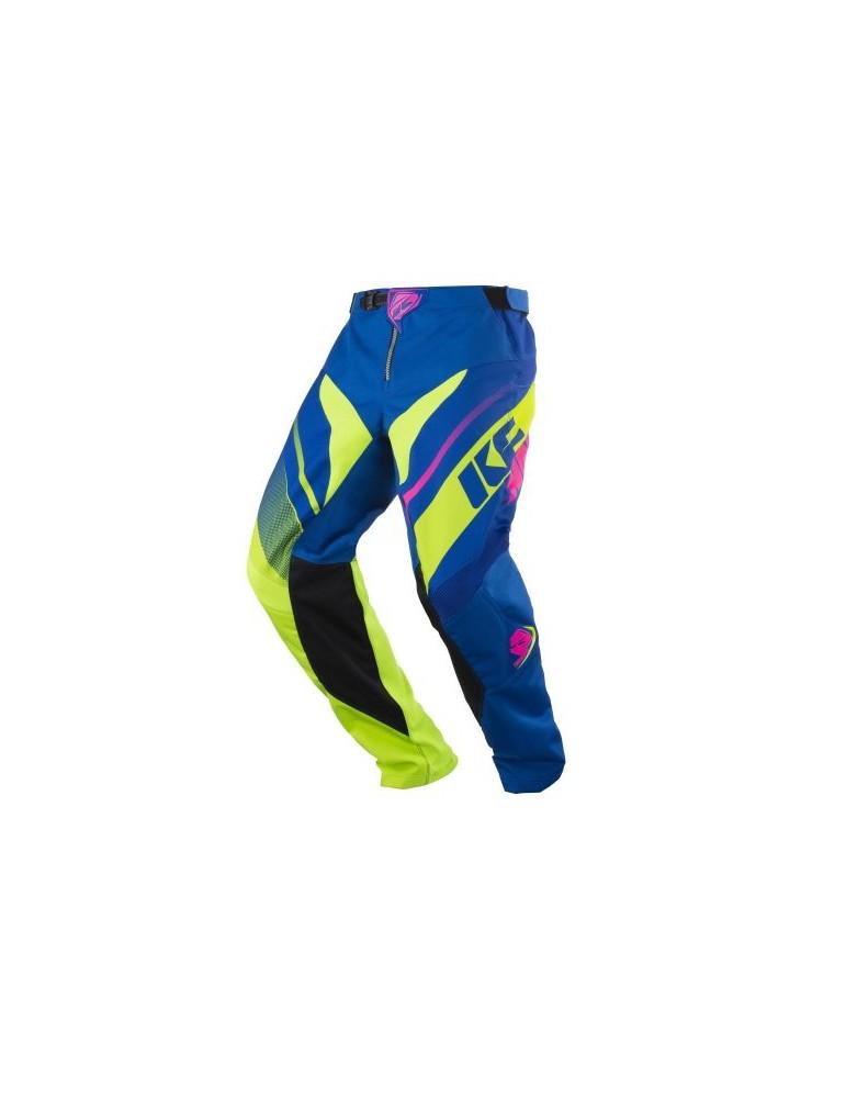 Pantalon Tout Terrain Track Kid Lime Pink - Kenny