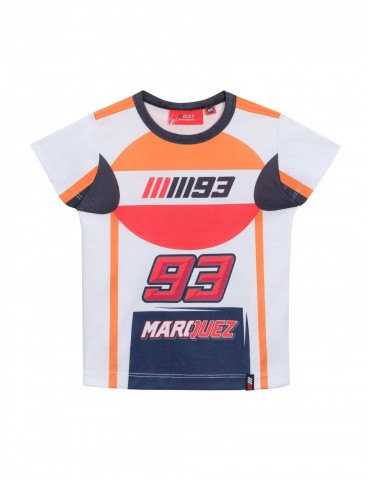 T-shirt Enfant Replica Racing Marc Marquez - MM93