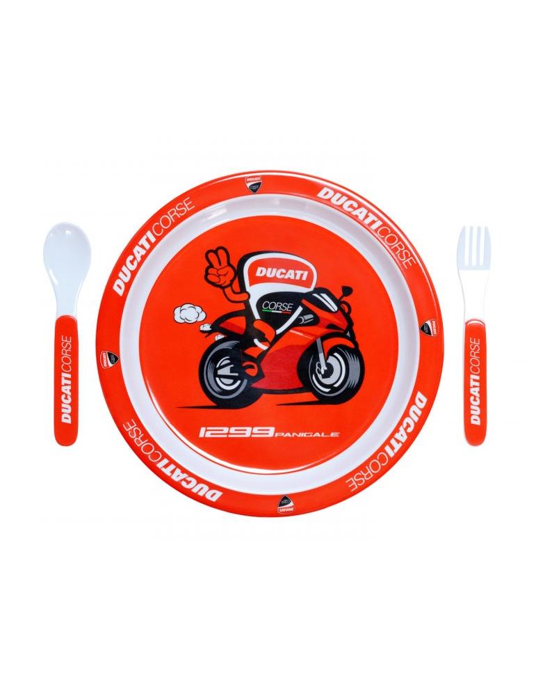 Set Repas Ducati Corse