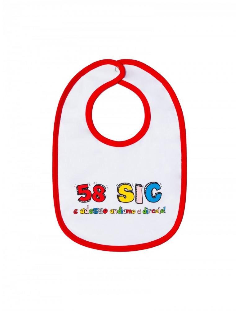 Bavoir Marco Simoncelli SIC58