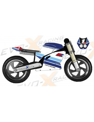 Draisienne Replica look Suzuki