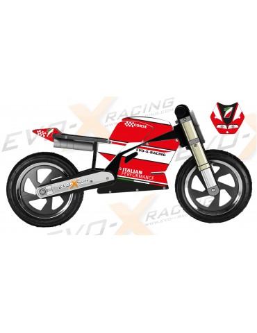 Draisienne Replica look Ducati