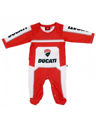 Pyjama Leather Ducati Bébé