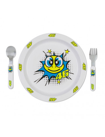 Set de table Pop Art Valentino Rossi - VR46 2019