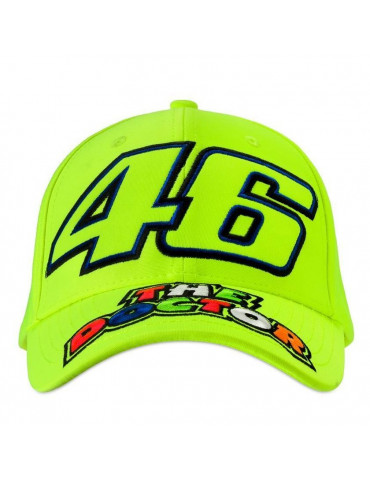 Casquette Enfant The Doctor Valentino Rossi - VR46
