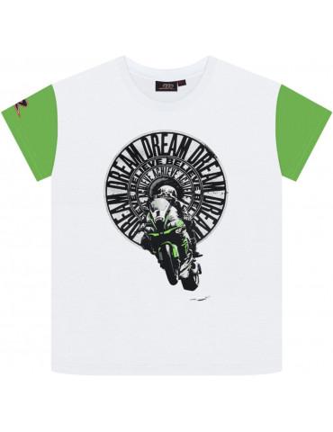 T-shirt enfant Jonathan Rea Kawasaki - Vue de face