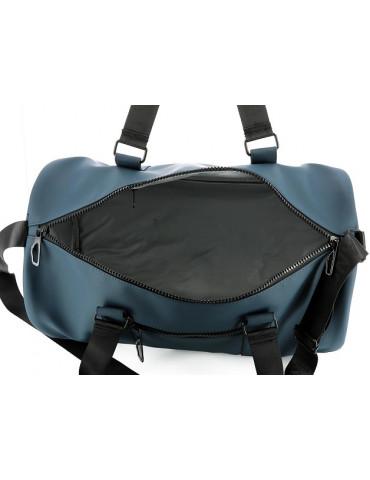 Sac de Voyage Duffle Bag 24H Le Mans - Performance - Bleu - Vue ouvert