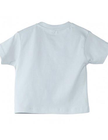 Tshirt Bébé Motard - Vue de dos