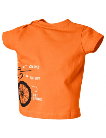 Tee-Shirt Radical Baby Tee - KTM - Vue de dos