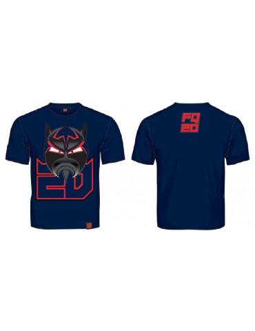 Tshirt Enfant Bleu - Fabio Quartararo - FQ20
