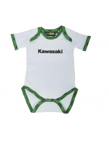 Body manches courtes Sport - Kawasaki - Vue de face