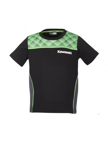 T-shirt Sports Enfant - Kawasaki 2020 - Vue de face