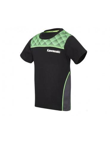 T-shirt Sports Enfant - Kawasaki 2020 - Vue de 3/4