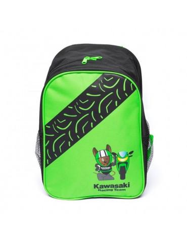 Pack écolier - Kawasaki -  sac à dos - vue de face