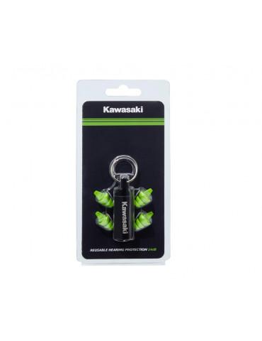 Bouchons d'Oreilles Réutilisables - Kawasaki