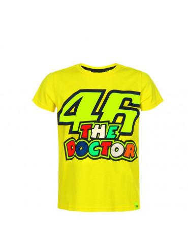 Tee Kid 46 The Doctor - Valentino Rossi -  Vue de face