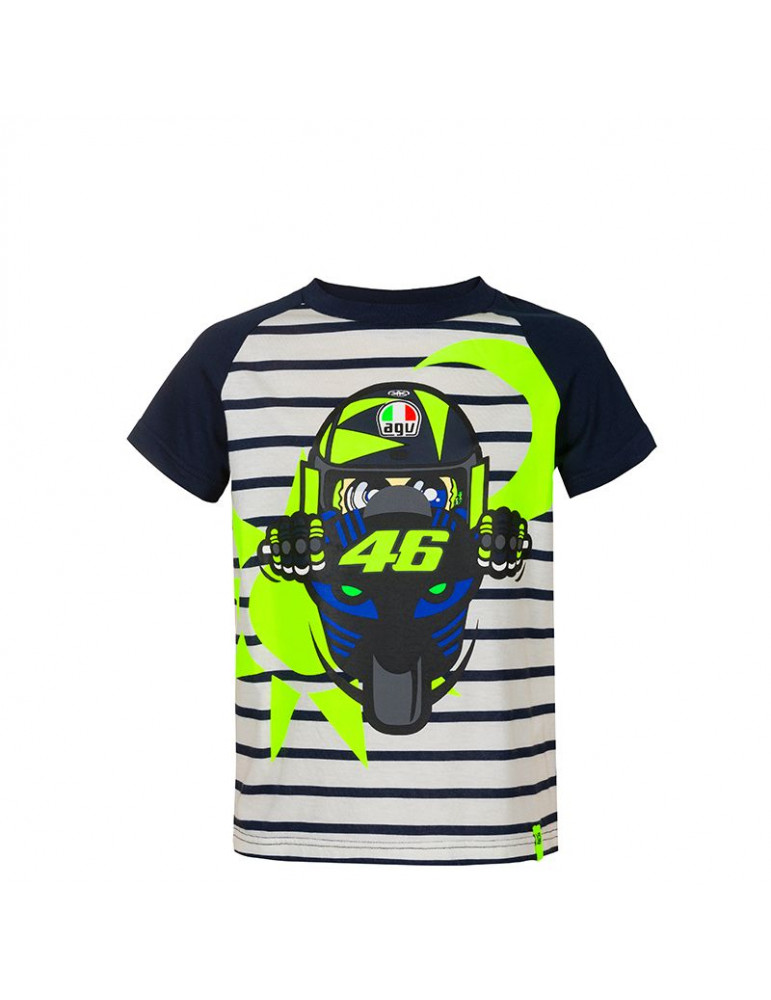 Tee Kid Motina - Valentino Rossi - Vue de face