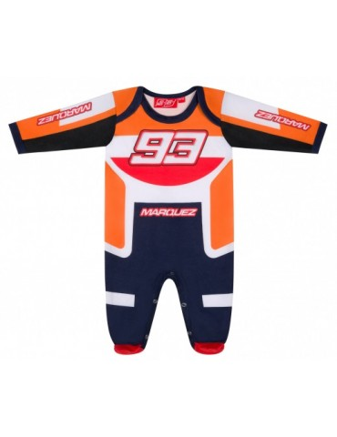 Pyjama Replica Racing Marc Marquez -vue de face