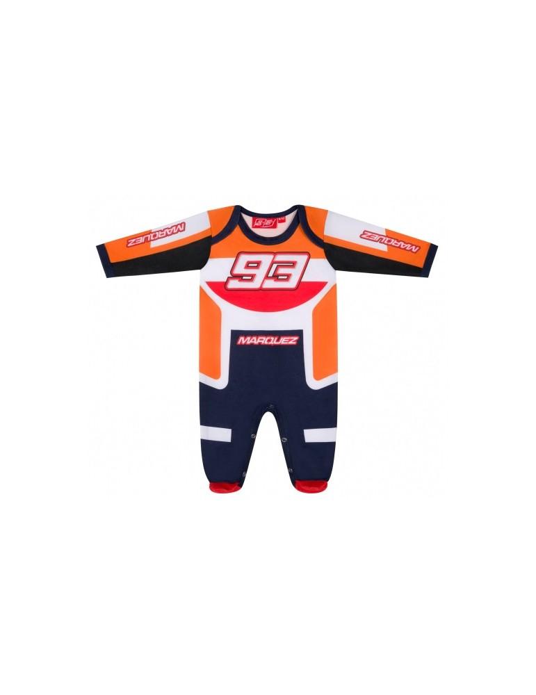 Pyjama Replica Racing Marc Marquez -vue de face