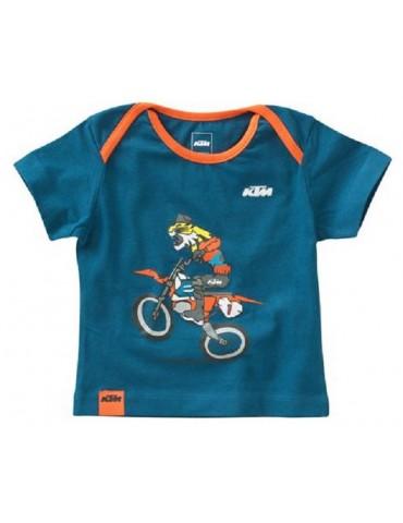 T-Shirt  Bébé Baby Radical Tee - KTM - devant - Moto - Bébé Motard
