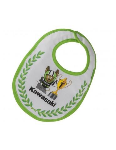 Pack Naissance Kawasaki Sweat Sports - bavoir
