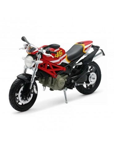 Modèle réduit Ducati Monster 796 Valentino Rossi - VR46