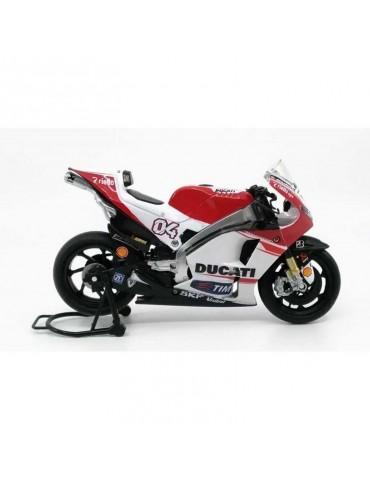Modèle réduit Ducati Desmosedici MotoGP Dovizioso - vue droite