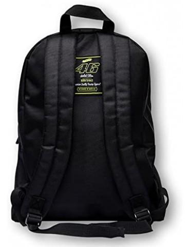 Basic Ruck Sack Black VR46 - sac à dos - vue arrière