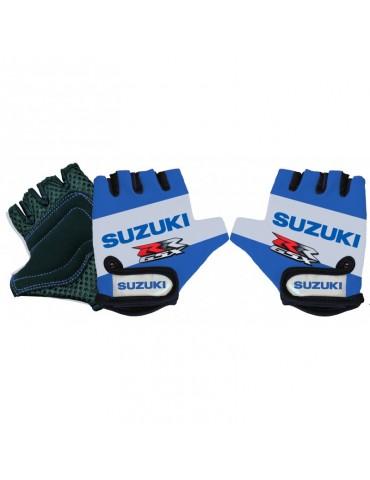 Suzuki Champion du Monde - gants draisienne - vélo - skate