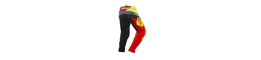 Pantalons motocross pour enfant