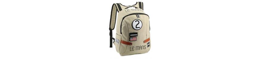 Sacs, Sacs à dos et valises conçus dans l'esprit de la course mythique