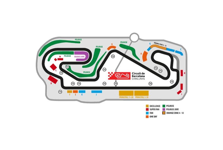 Horaires du Grand Prix de Catalogne Moto GP 2019