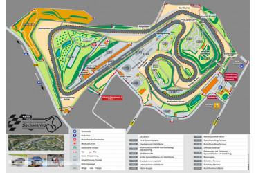Horaires du Grand Prix d Allemagne Moto GP 2019 au Sachsenring