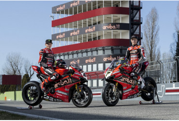 Présentation Team Ducati WSBK 2020