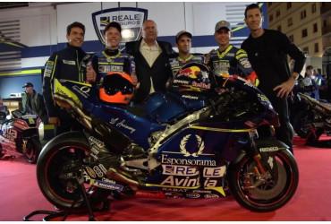 Présentation Team Ducati Reale Avintia MotoGP 2020