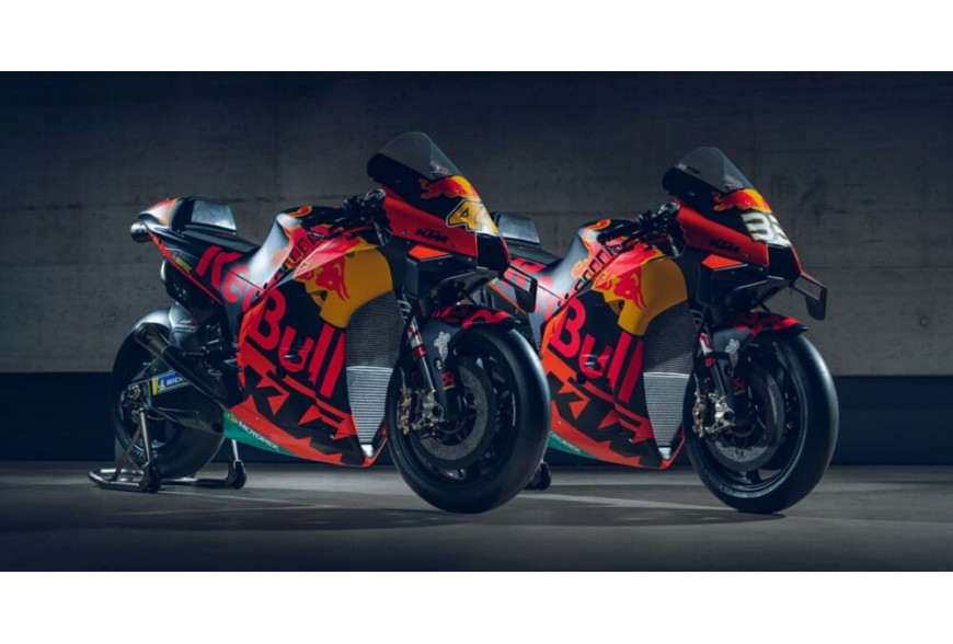 Présentation Team Red Bull KTM Factory Racing MotoGP 2020