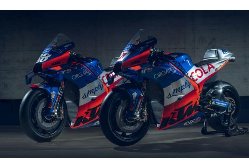 Présentation Team Tech3 KTM MotoGP 2020