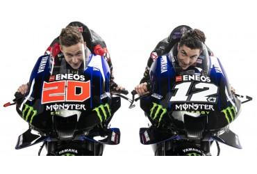 Présentation Yamaha Factory MotoGP 2021