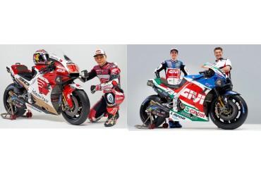 Présentation Team LCR MotoGP 2021